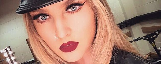 """Little Mix""-Sängerin Perrie Edwards"