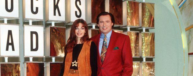 Maren Gilzer und Peter Bond