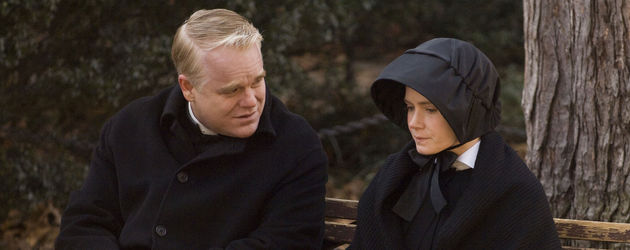 Amy Adams und Philip Seymour Hoffman
