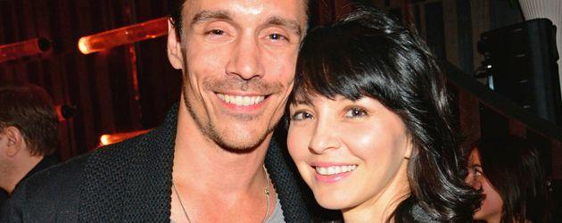 Philipp Christopher und Ehefrau Michelle Glick