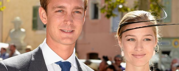 Pierre Casiraghi und Beatrice Borromeo