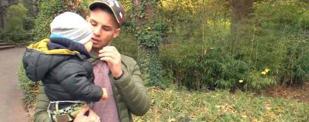 Pietro und Alessio Lombardi, Bild aus der RTL-II-Sendung
