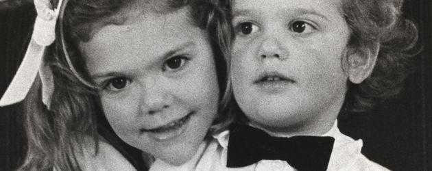 Prinz Carl Philip von Schweden und Prinzessin Victoria von Schweden