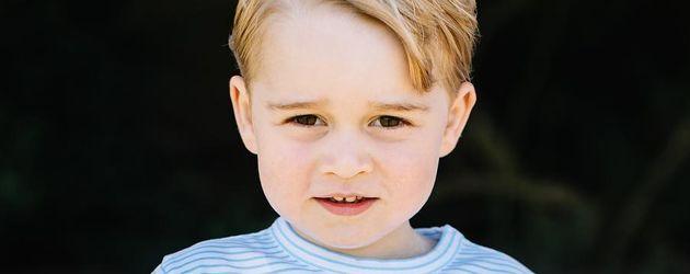 Prinz George - offizielles Bild zu seinem dritten Geburtstag