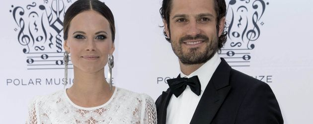 "Prinzessin Sofia & Prinz Carl Philip bei ""The Polar Music Prize"" 2016"