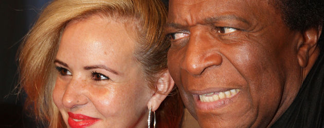Luzandra Blanco und Roberto Blanco