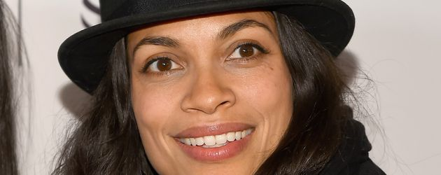 Rosario Dawson beim Tribeca Film Festival im April 2017