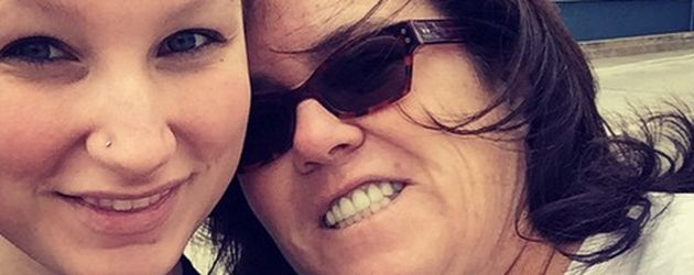 Chelsea und Rosie O'Donnell