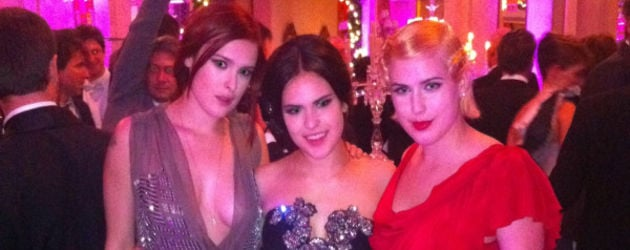 Rumer Willis, Tallulah Willis und Scout LaRue Willis