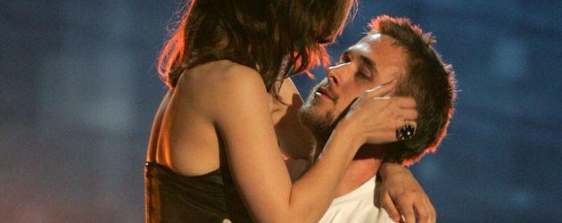 Ryan Gosling und Rachel McAdams auf den MTV Movie Awards 2005