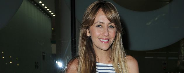 Samia Ghadie bei einer Party in Manchester
