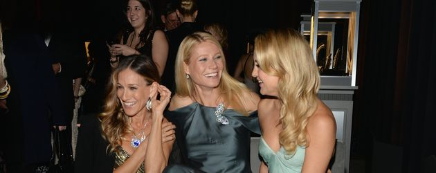 Kate Hudson, Gwyneth Paltrow und Sarah Jessica Parker