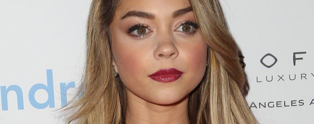 Hollywood-Darstellerin Sarah Hyland