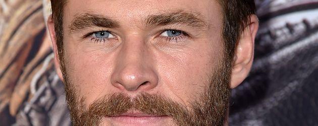 Schauspieler Chris Hemsworth