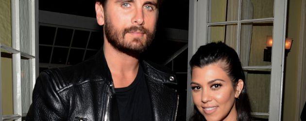 Scott Disick und Kourtney Kardashian in Los Angeles