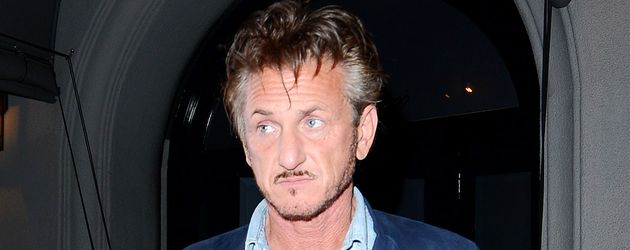 Sean Penn in West Hollywood
