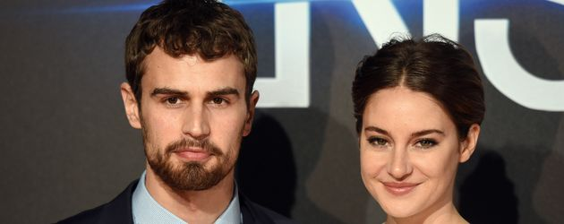Shailene Woodley und Theo James