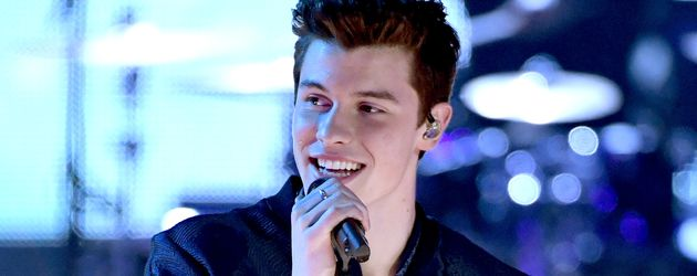 "Shawn Mendes bei der ""iHeartRadio Music Awards""-Show in Inglewood"