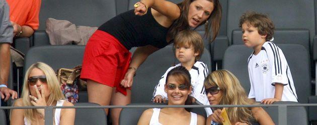 Simone Ballack bei der WM 2006