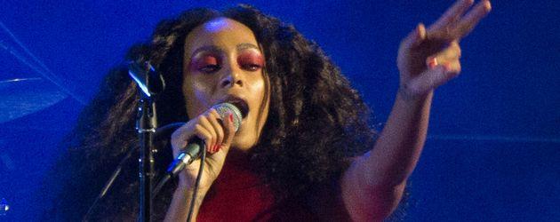 Sängerin Solange Knowles