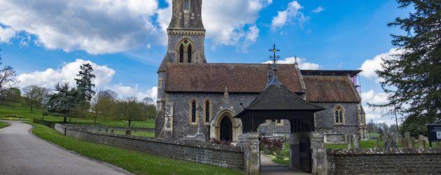Bridezilla pippa nicht nur meghan hat hochzeits verbot St mark s church englefield