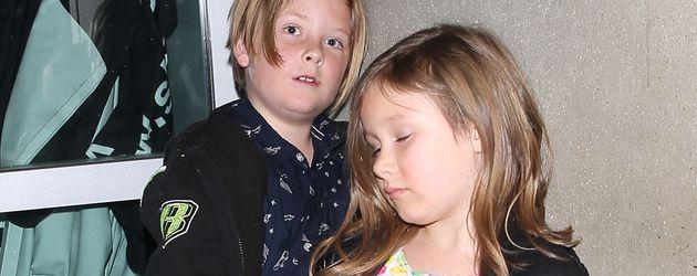 Stella McDermott und Liam McDermott