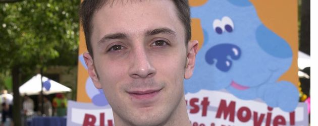 "Steve Burns bei einer ""Blue's Clues""-Premiere"