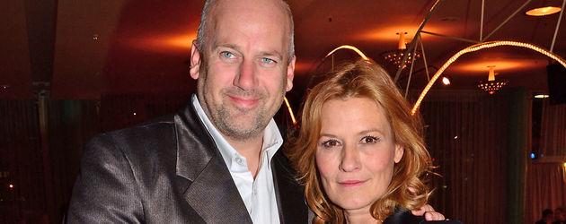 9 Jahre verlobt: Suzanne von Borsody sagte Ja! | Promiflash.de