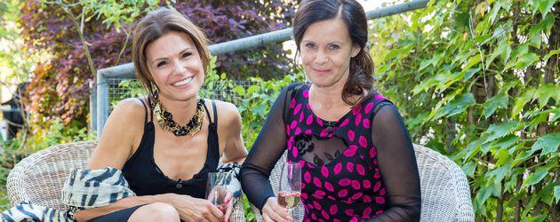 Tabea Heynig und Petra Blossey