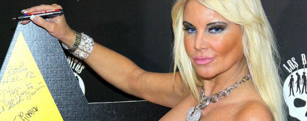 TV-Gesicht Tatjana Gsell