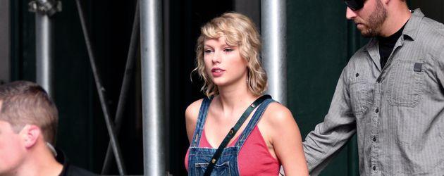 Taylor Swift in Manhattan
