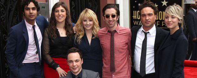"""The Big Bang Theory""-Schauspieler"
