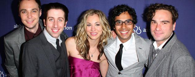 """Die """"The Big Bang Theory""""-Stars der ersten Stunde"""