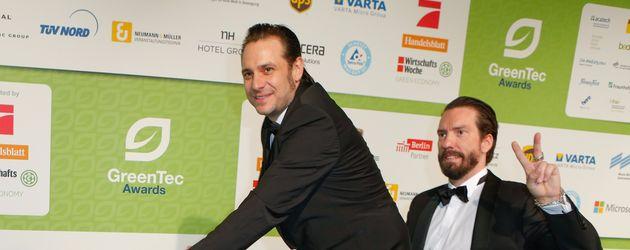 The BossHoss bei den GreenTec Awards 2015