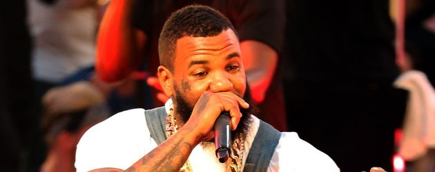 The Game bei einem Konzert