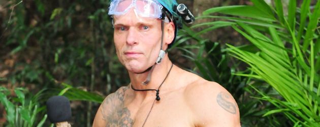 Thorsten Legat im Dschungelcamp 2016