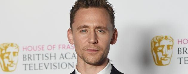 """Tom Hiddleston, spielte Bösewicht Loki in den """"Thor""""-Filmen"""