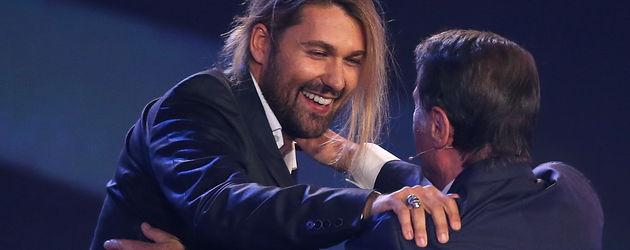 David Garrett und Udo Jürgens