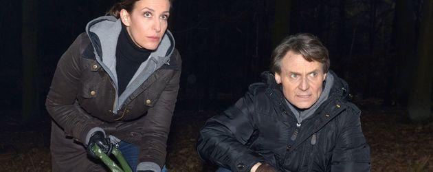 Wolfgang Bahro und Ulrike Frank