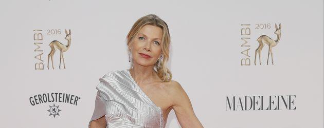 Ursula Karven bei der 68. Bambi-Verleihung 2016 in Berlin