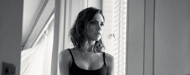 Victoria Beckham posiert für die britische Vogue