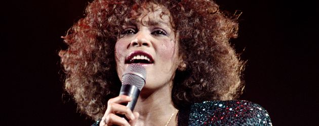 Whitney Houston im Jahr 1988