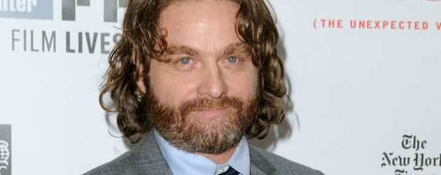 Zach Galifianakis